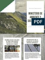 Ministerio de Ambiente y Sostenibilidad