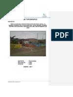 01. Informe Topografia Pucusana Corregido