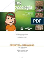 Cartilha sementes agroecologicas