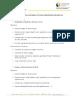 Instructivo Rebajas de Arancel 2018