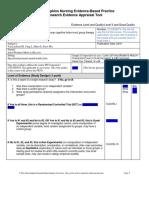 JHResearch Evidence AppraisalTool_ NURS515 (2) JR