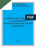 Prueba Oral 14 Nov 2017