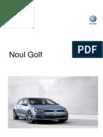 Noul Volkswagen Golf Lista de Pret MIDOCAR Noiembrie 2012