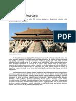 Tajne Carske Kine