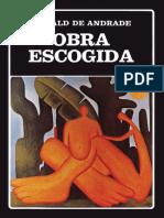 Andrade Oswald de - Obra Escogida