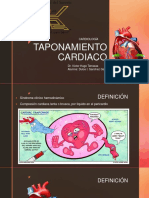 Taponamiento Cardiaco Sanchez