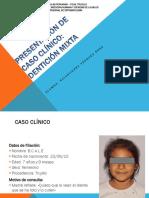 Presentación de Caso Clínico Niño 1. Dra Priscila PDF