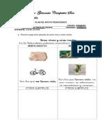 Plan de Apoyo c.naturales