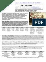 Cox News Volume 7 Issue 23
