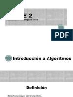 Clase 2 - Algoritmos