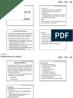 UI - Tema 4 Economía Social de Mercado - Modelo Neoliberal Est