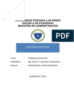 Auditoria Trabajo Final