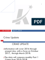 Killeen Crime Update 2018
