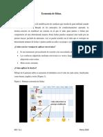 Técnica Economía de Fichas, aplicación simple.