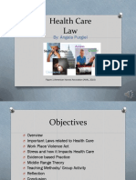 health care law  1