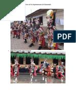 Danzas Folklóricas de Los Departamentos de Guatemala