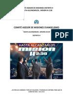 Misiones 2018 Porta. Firme