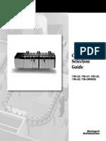 ControlLogix Selection Guide 1756-L55, 1756-L61, 1756-L62,