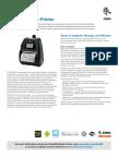 Qln420 Product Spec Sheet