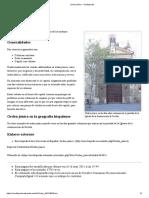 Orden Jónico - Sevillapedia