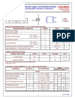 Data Sheet P2504BDG