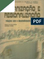 Urbanização e Desenvolvimetno Regional_Espiridiao Faissol