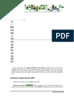 Manual Access 2007 Unidad 1 a La 7