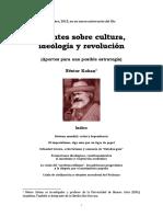 APUNTES CULTURA Y REVOLUCION - Nestor Kohan (2015).pdf