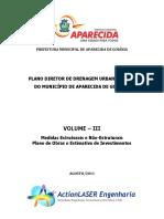 PDDU Aparecida de Goiânia - Volume III
