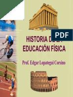 Historia De La Educacion Fisica (Edgar Corsino) - Edgar Corsino
