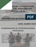 Coordinación de Investigaciones