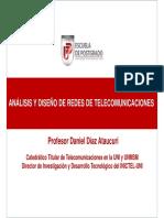 Diseño de Redes y Comunicaciones UNC