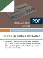 Sistemas Operativos Mobile