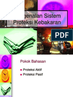 Pengenalan Sistem Proteksi Kebakaran
