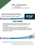 ABCs of Blockchain - SSA Presentation on April 19, 2017.pptx