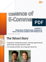 01 - Overview of E-commerce