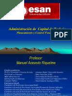 05 Administración de Capital de Trabajo