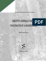 Manual Conceptos Generales de Conservacion