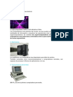 Principales Tipos de Computadoras
