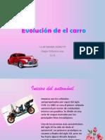 Evolución de El Carro