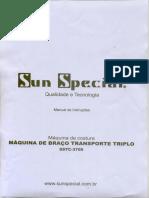 Apostila Manual Maquina Sstc 3705