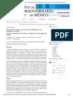 Síndrome de Intestino Corto en Niños_ Actualidades en Su Diagnóstico y Manejo _ Revista de Gastroenterología de México