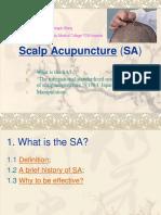 Scalp Acupuncture Basics