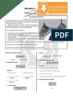 01 Descargar Exponentes y Radicales – Algebra Tercero de Secundaria