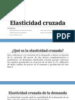 2018 - 02 - 09 Microeconomía (Elasticidad Cruzada)