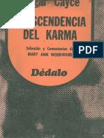 Cayce Edgar - Trascendencia Del Karma.pdf