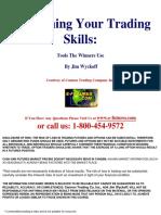 Sharpening Skills Wyckoff