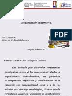 Caracterización de Cualitativa UPEL