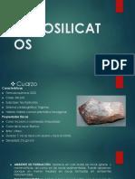 mineralogia sistematica