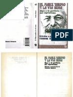Shanin - El Marx Tardio y La via Rusa